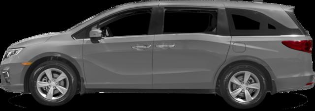 2018 Honda Odyssey Van EX-L w/RES