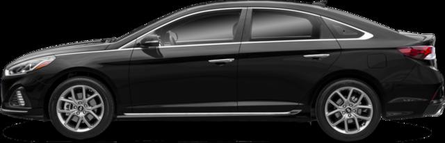 2018 Hyundai Sonata Sedan 2.4 Sport