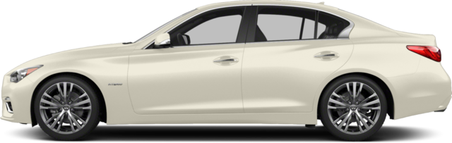 2018 INFINITI Q50 Hybrid Sedan