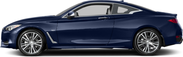 2018 INFINITI Q60 Coupe 2.0t Pure