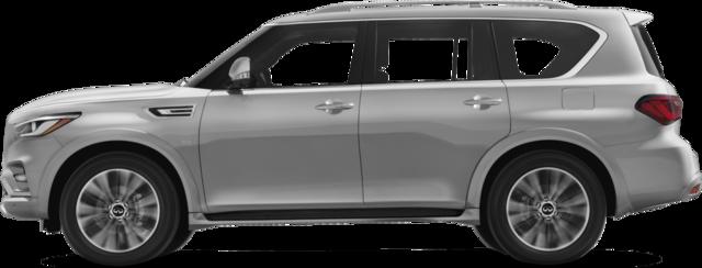 2018 INFINITI QX80 SUV Base 7 Passenger