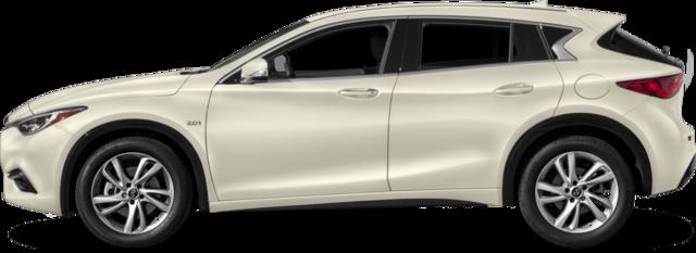 2018 INFINITI QX30 SUV Base
