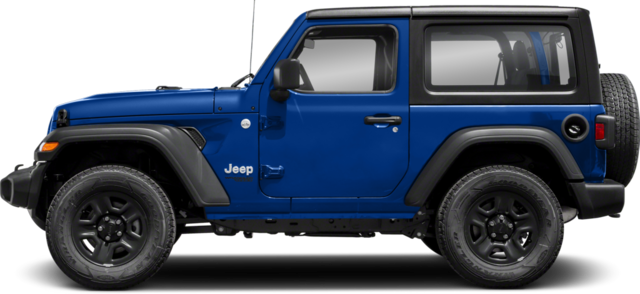 2018 Jeep All-New Wrangler SUV Rubicon