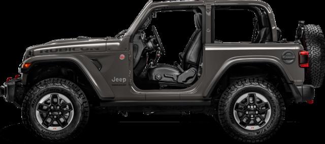 2018 Jeep Wrangler SUV Rubicon