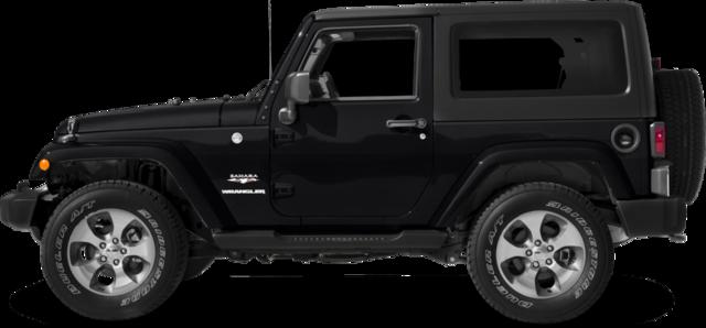 2018 Jeep Wrangler JK SUV Sahara
