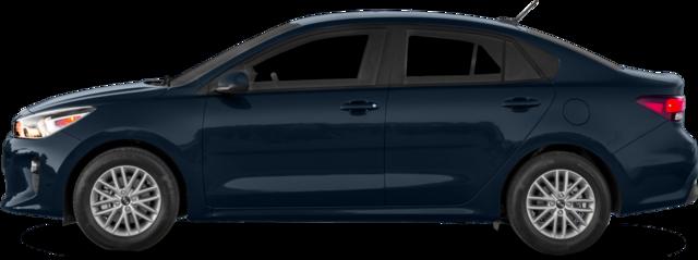 2018 Kia Rio Sedan LX+