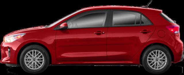 2018 Kia Rio 5-door Hatchback LX+