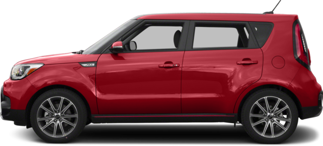 2018 Kia Soul Hatchback SX Turbo