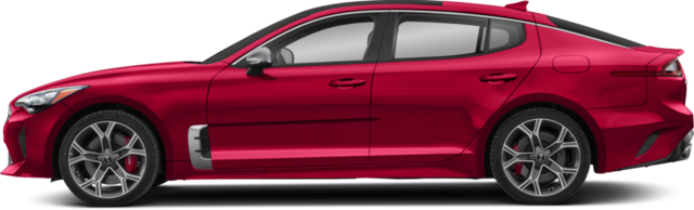 2018 Kia Stinger Sedan GT Limited w/Red Interior