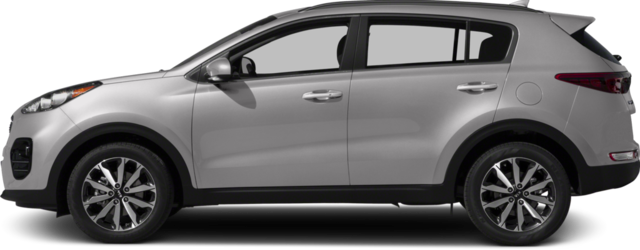 2018 Kia Sportage SUV EX Premium w/Black