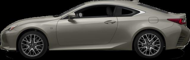 2018 Lexus RC 350 Coupe