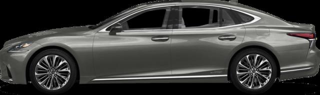 2018 Lexus LS 500h Sedan L