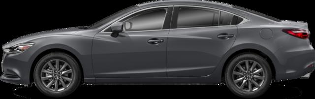 2018 Mazda Mazda6 Sedan GS