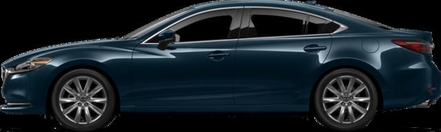 2018 Mazda Mazda6 Berline GS-L avec turbo