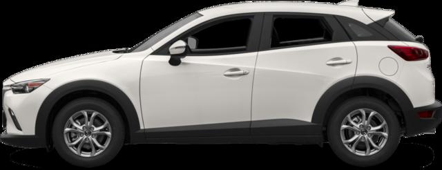 2018 Mazda CX-3 SUV GS