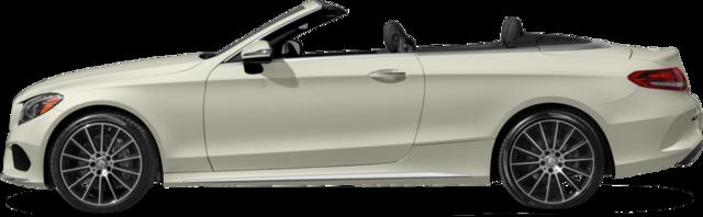 2018 Mercedes-Benz Classe C Cabriolet de base (BA9)