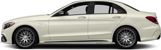 2018 Mercedes-Benz AMG C 63 Berline de base (BA7)