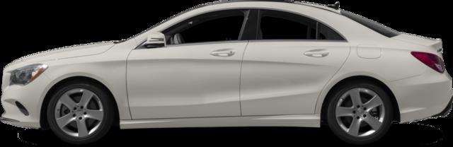 2018 Mercedes-Benz CLA 250 Berline