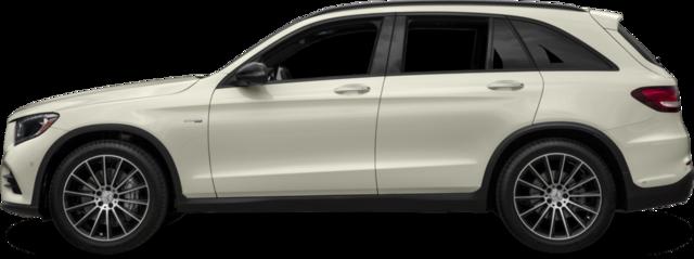 2018 Mercedes-Benz AMG GLC 43 VUS de base (BA9)