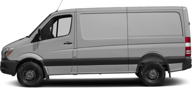 2018 Mercedes-Benz Sprinter 2500 Fourgon V6 avec toit standard
