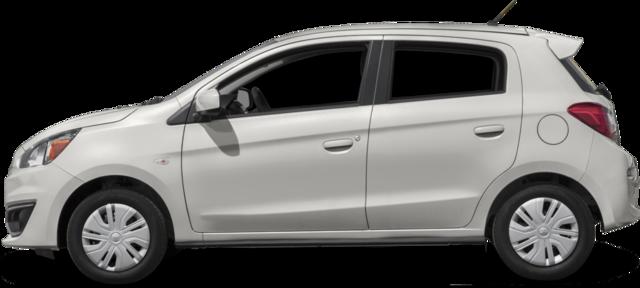 2018 Mitsubishi Mirage Hatchback ES