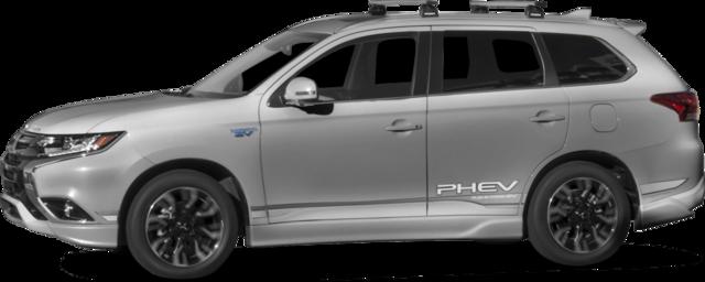2018 Mitsubishi Outlander PHEV SUV SE