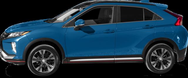 2018 Mitsubishi Eclipse Cross SUV GT