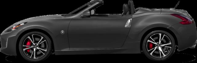2018 Nissan 370Z Cabriolet Tourisme Sport avec toit noir