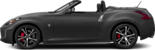 2018 Nissan 370Z Convertible Touring Sport w/Black Top