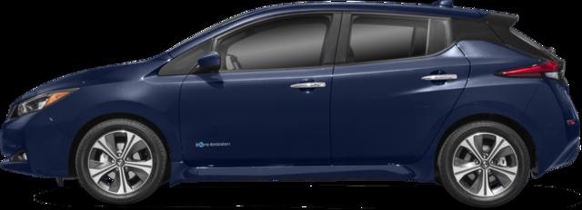 2018 Nissan LEAF Hatchback SV