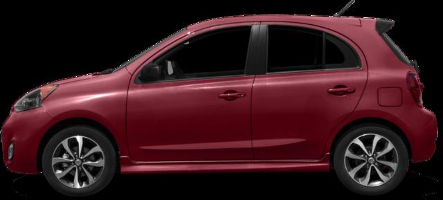 2018 Nissan Micra Hatchback SV