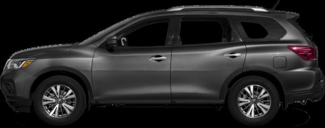 2018 Nissan Pathfinder SUV S