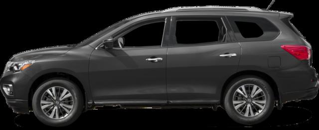 2018 Nissan Pathfinder SUV SL Premium