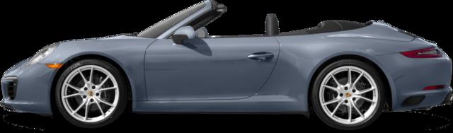 2018 Porsche 911 Convertible Carrera