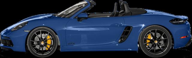2018 Porsche 718 Boxster Convertible GTS