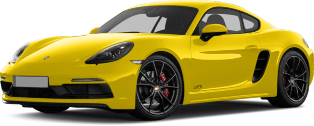 2018 Porsche 718 Cayman Coupe GTS