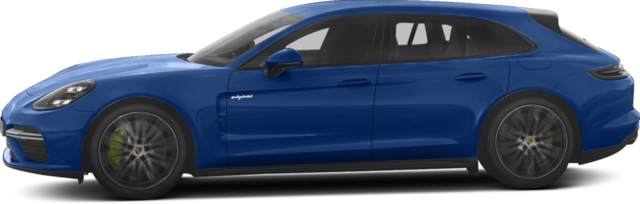 2018 Porsche Panamera E-Hybrid Sport Turismo Hatchback Turbo S