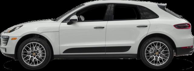 2018 Porsche Macan SUV S