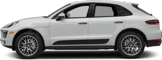 2018 Porsche Macan SUV Turbo