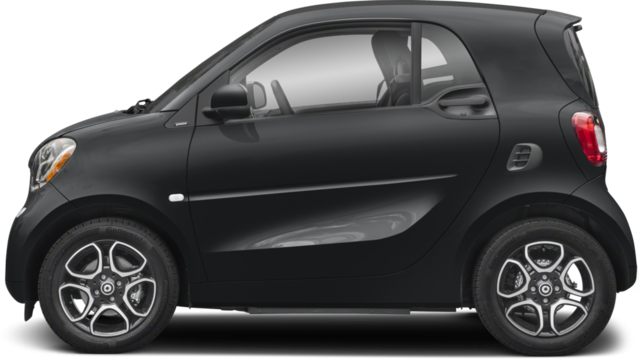 2018 smart fortwo electric drive Coupé passion