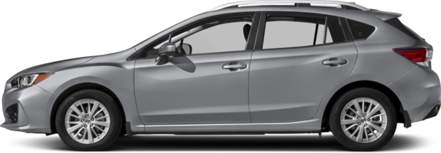2018 Subaru Impreza Hatchback Commodité