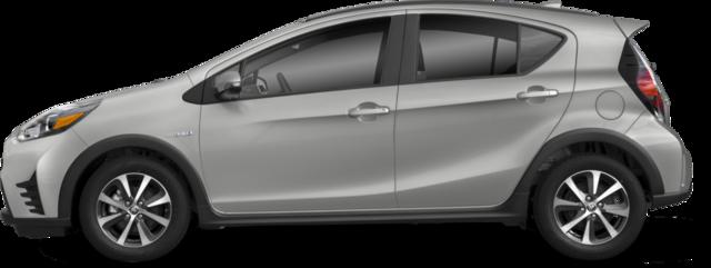 2018 Toyota Prius c Hatchback Technologie