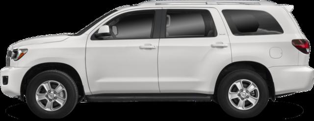 2018 Toyota Sequoia VUS Platinum V8 5,7 L