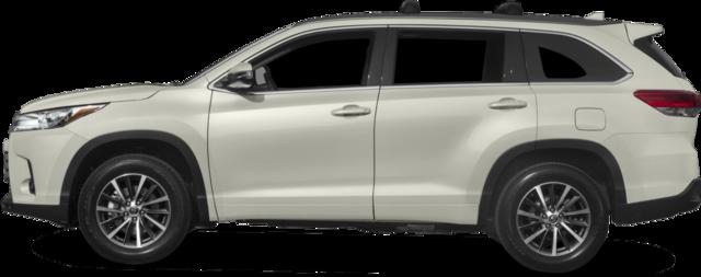 2018 Toyota Highlander SUV XLE