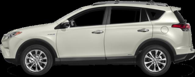 2018 Toyota RAV4 Hybrid SUV Limited