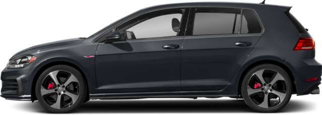 2018 Volkswagen Golf GTI Hatchback Autobahn 5 portes