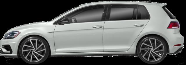 2018 Volkswagen Golf R Hatchback 2.0 TSI