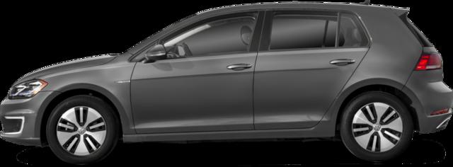2018 Volkswagen e-Golf Hatchback Comfortline
