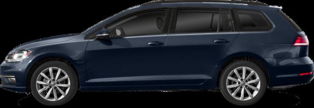 2018 Volkswagen Golf SportWagen Wagon 1.8 TSI Comfortline