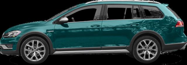 2018 Volkswagen Golf Alltrack Wagon 1.8 TSI